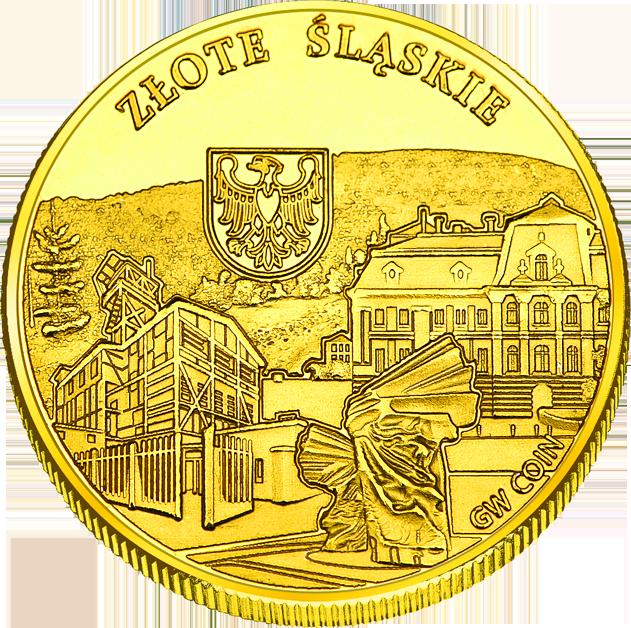 Back side of Nikiszowiec Złote Śląskie