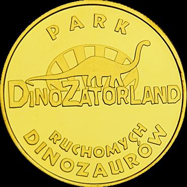 Back side of Zatorland - Park Dinozaurów w Zatorze Złote Małopolskie