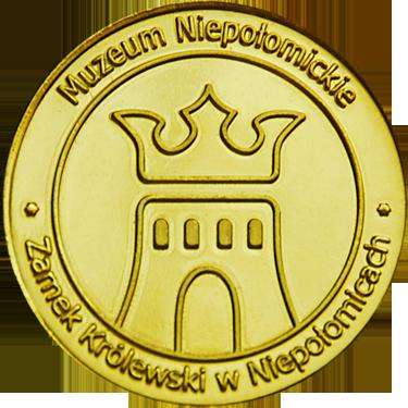 Back side of Zamek Królewski w Niepołomicach Złota Małopolska