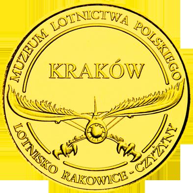 Back side of Muzeum Lotnictwa w Krakowie Złote Małopolskie