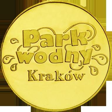 Back side of Park Wodny w Krakowie Złota Małopolska