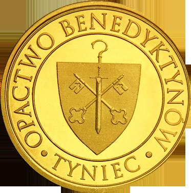 Back side of Opactwo Benedyktynów w Tyńcu Złota Małopolska