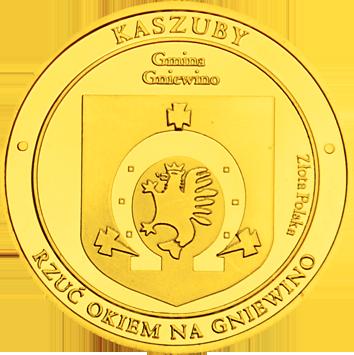 Back side of Kaszubskie Oko w Gniewinie Złote Pomorskie