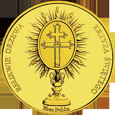 Back side of Sanktuarium Relikwii Drzewa Krzyża Świętego Złote Świętokrzyskie