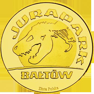 Back side of JuraPark Bałtów Złote Świętokrzyskie
