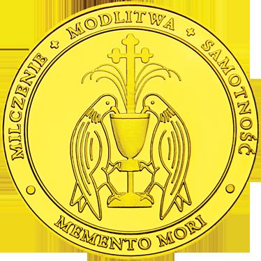 Back side of Pustelnia Złotego Lasu w Rytwianach Złote Świętokrzyskie