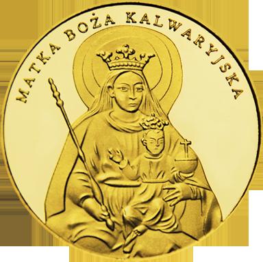 Back side of Sanktuarium w Kalwarii Pacławskiej Złote Podkarpackie