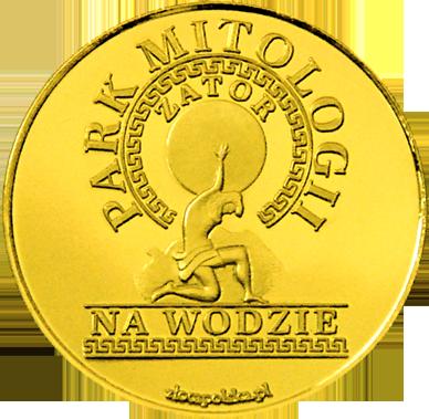 Back side of Zatorland - Park Mitologii W Zatorze Złote Małopolskie