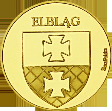 Back side of Kanał Elbląski - Elbląg Złote Warmińsko-Mazurskie