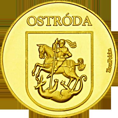 Back side of Kanał Elbląski - Ostróda Złote Warmińsko-Mazurskie
