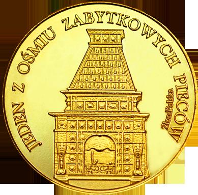 Back side of Zamek Czerna Złote Dolnośląskie
