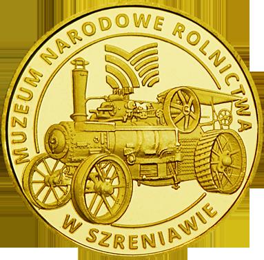Back side of Muzeum Narodowe Rolnictwa i Przemysłu Rolno-Spożywczego w Szreniawie Inne Złote Miejsca