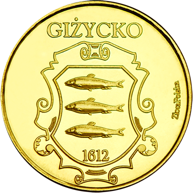 Back side of Żegluga Mazurska Złote Warmińsko-Mazurskie