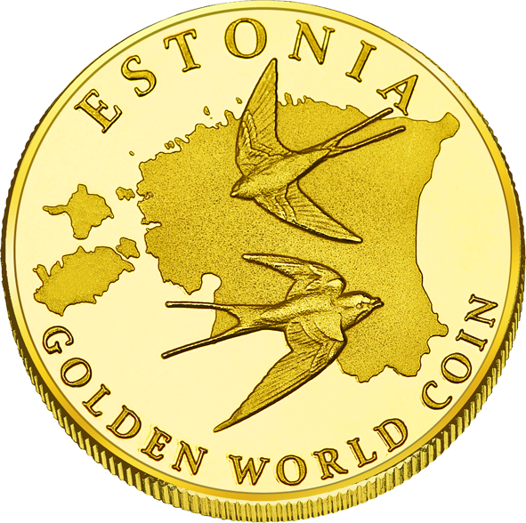 Back side of Mooska talu Goldenes Estonia