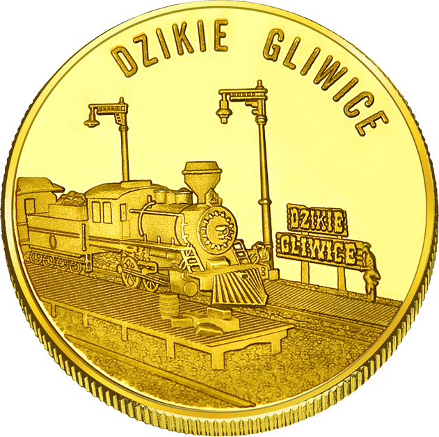 Front side Kolejkowo Gliwice Złote Śląskie