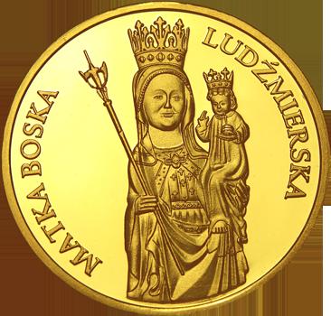 Front side Sanktuarium Maryjne w Ludźmierzu Złote Małopolskie