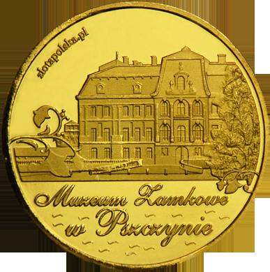 Front side Muzeum Zamek w Pszczynie Złote Śląskie