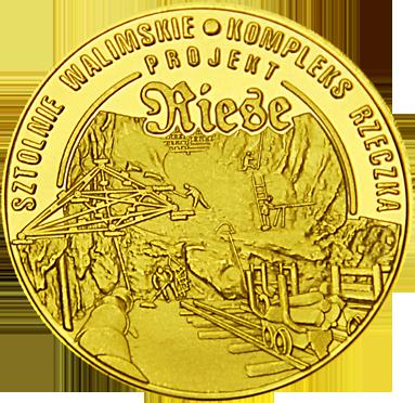 Front side Sztolnie Walimskie Złoty Dolny Śląsk