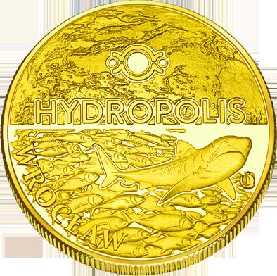 Front side Hydropolis Wrocław Złoty Dolny Śląsk