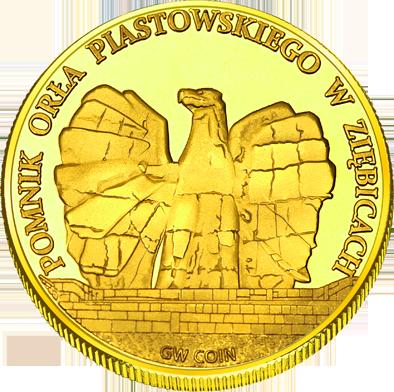 Front side Miasto Ziębice Złote Dolnośląskie