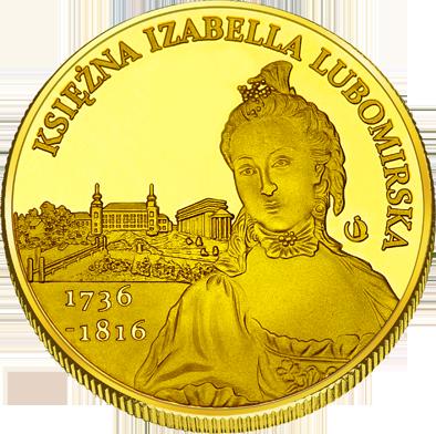 Back side of Muzem-Zamek w Łańcucie Złote Podkarpackie