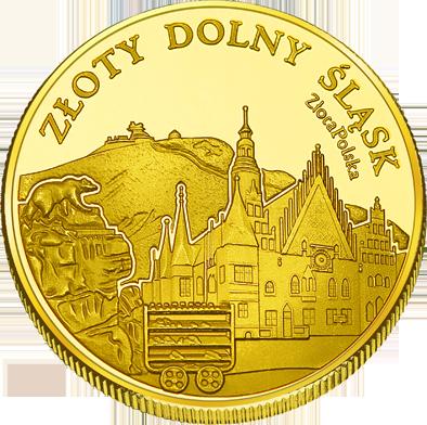 Back side of Sztolnie Walimskie Złoty Dolny Śląsk