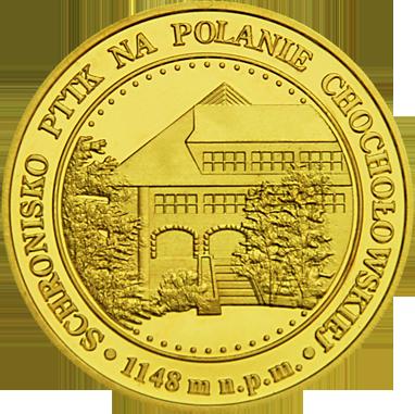 Front side Schronisko w Dolinie Chochołowskiej w Tatrach Złote Małopolskie