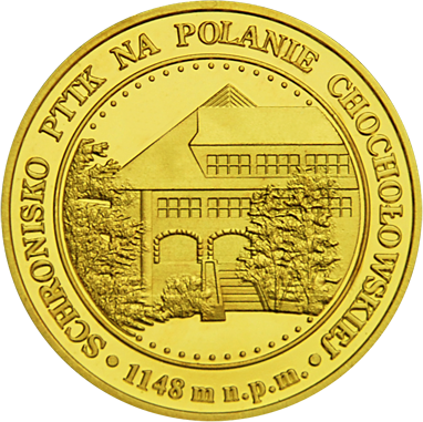 Front side Dolina Chochołowska Zakopane - Tatry Szlak Jana Pawła II