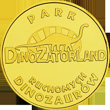 Back side of Zatorland - Park Dinozaurów w Zatorze Złote Śląskie
