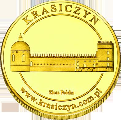 Back side of Zamek w Krasiczynie Złote Zamki i Pałace