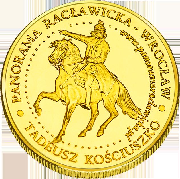 Back side of Panorama Racławicka we Wrocławiu Złote Dolnośląskie