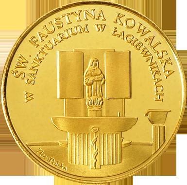 Front side Sanktuarium Bożego Miłosierdzia w Krakowie - Łagiewnikach Szlak Jana Pawła II