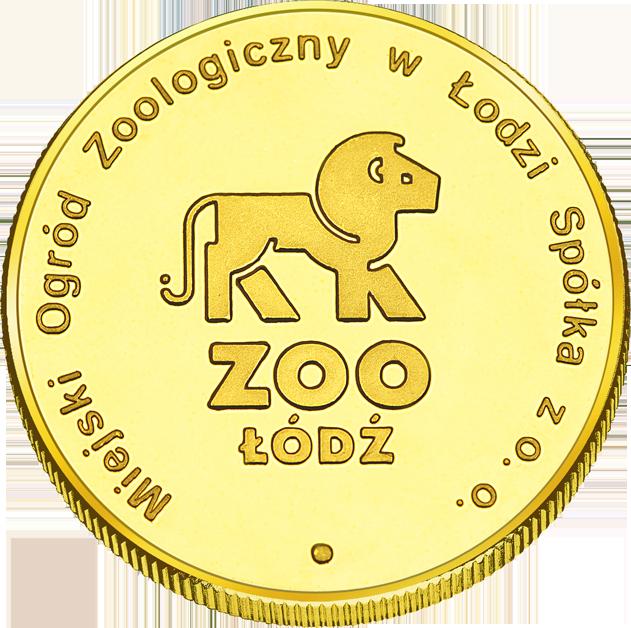 Back side of Miejski Ogród Zoologiczny w Łodzi Złote Łódzkie