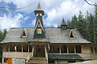 Sanktuarium M.B. Królowej Tatr w Wiktorówkach