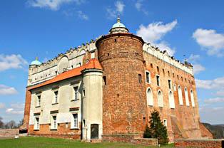 Zamek Golubski w Golubiu-Dobrzyniu