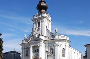 Bazylika Ofiarowania Najświętszej Maryi Panny w Wadowicach