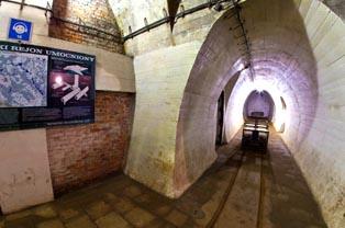 Muzeum Fortyfikacji i Nietoperzy, Międzyrzecki Rejon Umocniony w Pniewie