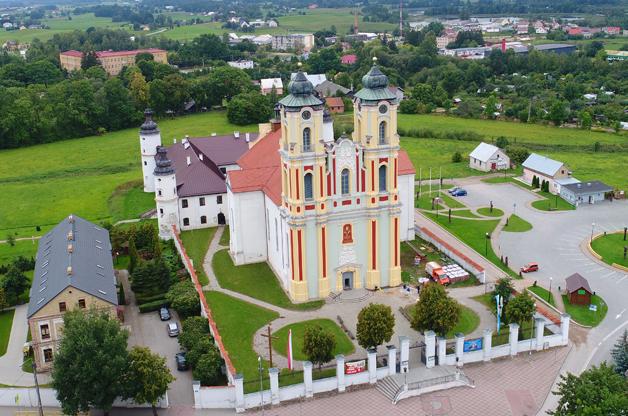 Sanktuarium Matki Bożej Sejneńskiej w Sejnach