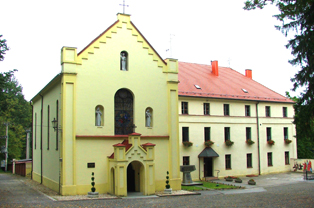 Sanktuarium św. Józefa - Prudnik Las