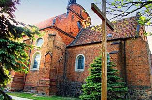 Klasztor Ojców Franciszkanów w Radziejowie