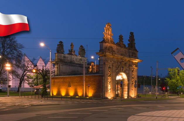 Brama Królewska w Szczecinie