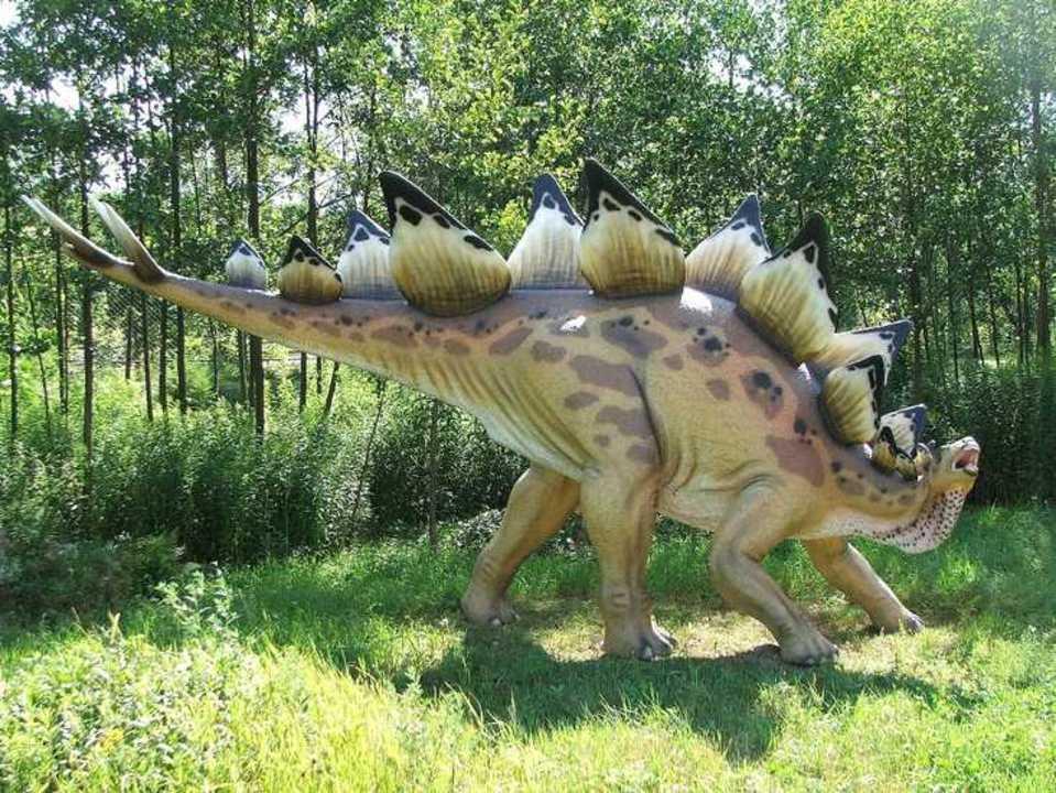Zatorland - Park Dinozaurów w Zatorze