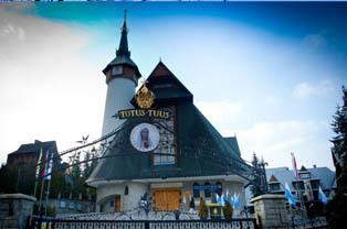 Sanktuarium M.B. Fatimskiej na Krzeptówkach w Zakopanem