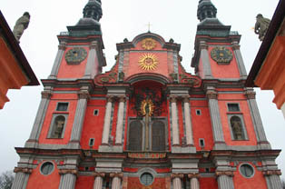 Sanktuarium Maryjne Św. Lipka