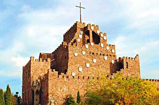 Sanktuarium Matki Boskiej Bolesnej w Kałkowie