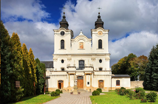 Klasztor OO. Bernardynów w Dukli