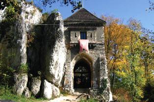 Zamek w Ojcowie i Grota Łokietka